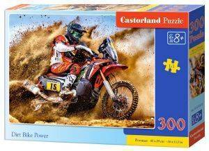DIRT BIKE POWER CASTORLAND 300 ΚΟΜΜΑΤΙΑ