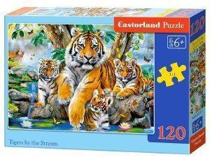 TIGERS BY THE STREAM CASTORLAND 120 ΚΟΜΜΑΤΙΑ