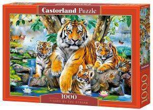 TIGERS BY THE STREAM CASTORLAND 1000 ΚΟΜΜΑΤΙΑ