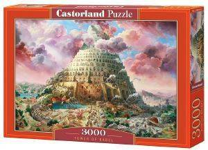 TOWER OF BABEL CASTORLAND 3000 ΚΟΜΜΑΤΙΑ