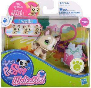 LITTLEST PET SHOP WALKABLES 2311 CORGI PUPPY