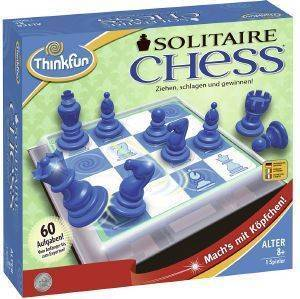 ΕΠΙΤΡΑΠΕΖΙΟ THINKFUN SOLITAIRE CHESS [003400]