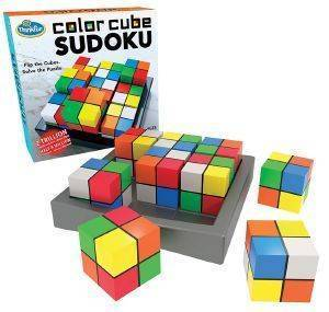 ΕΠΙΤΡΑΠΕΖΙΟ THINKFUN COLOR CUBE SUDOKU [001560]