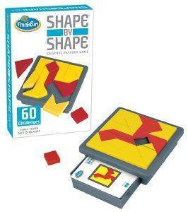 ΕΠΙΤΡΑΠΕΖΙΟ THINKFUN SHAPE BY SHAPE [005941]
