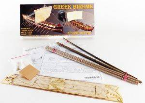 DUSEK GREEK BIREMA [1:72]