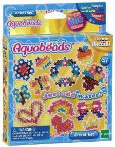 AQUABEADS THEME REFILL - JEWEL SET [79158]