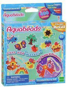 AQUABEADS THEME REFILL - CRYSTAL CHARM SET [79288]