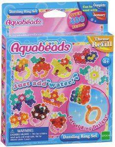 AQUABEADS REFILL - DAZZLING RING SET [79278]