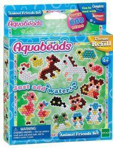 AQUABEADS REFILL - ANIMAL FRIENDS SET [79298]