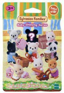 SYLVANIAN FAMILIES BABY SHOPPING SERIES [5381]