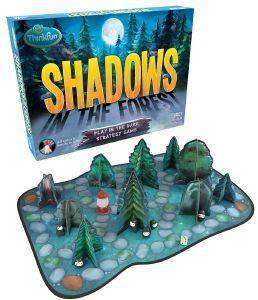 ΕΠΙΤΡΑΠΕΖΙΟ THINKFUN SHADOWS IN THE FOREST [001052]