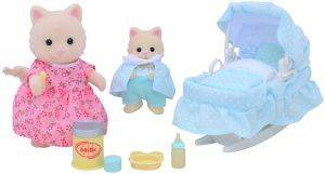 SYLVANIAN FAMILIES THE NEW ARRIVAL [4333]