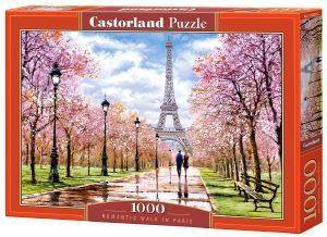 ROMANTIC WALK IN PARIS CASTORLAND 1000 ΚΟΜΜΑΤΙΑ