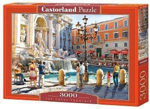 THE TREVI FOUNTAIN CASTORLAND 3000 ΚΟΜΜΑΤΙΑ