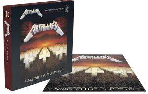 METALLICA-MASTER OF PUPPETS AQUARIUS 500 ΚΟΜΜΑΤΙΑ