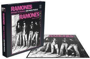 RAMONES-ROCKET TO RUSSIA FOR ALL AQUARIUS 500 ΚΟΜΜΑΤΙΑ