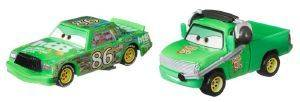 HOT WHEELS CARS CHICK HICKS AND CREW CHIEF CHICK ΣΕΤ ΤΩΝ 2 [DXV99
