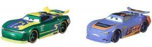 HOT WHEELS CARS ERIC BRAKER AND BARRY DEPEDAL ΣΕΤ ΤΩΝ 2 [DXV99]
