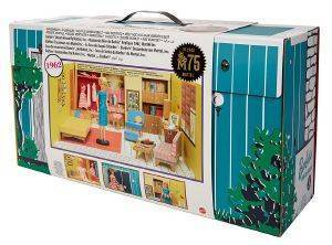 BARBIE 75TH ANNIVERSARY RETRO DREAMHOUSE [GNC38]