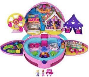 POLLY POCKET TINY IS MIGHTY THEME PARK ΣΕΤ ΠΑΙΧΝΙΔΙΟΥ [GKL60]