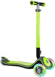 ΠΑΤΙΝΙ GLOBBER ELITE DELUXE-LIME GREEN (444-406)
