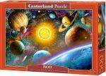 PUZZLES 500 - OUTER SPACE CASTORLAND 500 ΚΟΜΜΑΤΙΑ