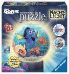 PUZZLE BALL - ΜΠΑΛΑΛAΜΠΑ ΤΡEΛΑ  ΨΑΧΝΟΝΤΑΣ ΤΗΝ ΝΤΟΡΥ  RAVENSBURGER  72 ΚΟΜΜΑΤΙΑ