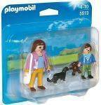 PLAYMOBIL - PLAYMOBIL 5513 DUO PACK ΜΑΜΑ ΚΑΙ ΠΑΙΔΙ