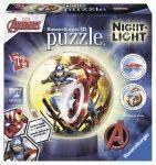 PUZZLE BALL - ΜΠΑΛΑΛAΜΠΑ ΤΡEΛΑ AVENGERS RAVENSBURGER 72 ΚΟΜΜΑΤΙΑ