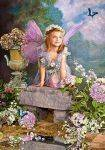 PUZZLES 1500 - SPRING ANGEL CASTORLAND 1500 ΚΟΜΜΑΤΙΑ
