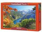 PUZZLES 2000 - LAKE IN THE ALPS CASTORLAND 2000 ΚΟΜΜΑΤΙΑ