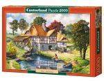 PUZZLES 2000 - WATER MILL COTTAGE CASTORLAND 2000 ΚΟΜΜΑΤΙΑ