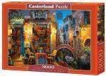 PUZZLES 3000 - OUR SPECIAL PLACE IN VENICE CASTORLAND 3000 ΚΟΜΜΑΤΙΑ