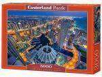 PUZZLES 3000 - TOWERING DREAMS DUBAI CASTORLAND 3000 ΚΟΜΜΑΤΙΑ