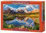 PUZZLES 500 - MIRROR OF THE ROCKIES CASTORLAND 500 ΚΟΜΜΑΤΙΑ