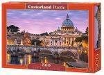 PUZZLES 500 - VIEW OF THE VATICAN CASTORLAND 500 ΚΟΜΜΑΤΙΑ