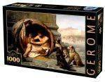 PUZZLES 1000 - GEROME D-TOYS 1000 ΚΟΜΜΑΤΙΑ (72726-4 )