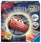 PUZZLE BALL - ΜΠΑΛΑΛAΜΠΑ ΤΡEΛΑ CARS 3  RAVENSBURGER 72 ΚΟΜΜΑΤΙΑ
