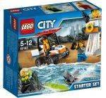 LEGO - LEGO 60163 COAST GUARD STARTER SET