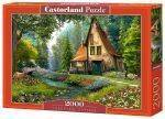 PUZZLES 2000 - TOADSTOOL COTTAGE CASTORLAND 2000 ΚΟΜΜΑΤΙΑ