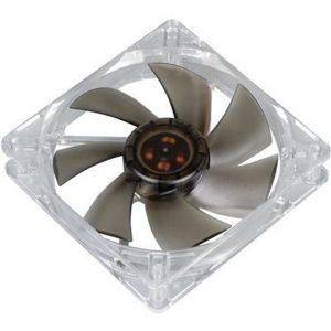 AKASA AK-190SM 80MM SILENT SMOKEY COLOUR FAN