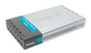 D-LINK DES-1008D 8 PORT FAST ETHERNET SWITCH