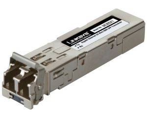 LINKSYS MGBSX1 GIGABIT ETHERNET SX MINI-GBIC SFP TRANSCEIVER