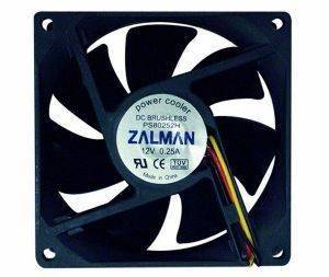 ZALMAN ZM-F1 PLUS 8CM SILENT FAN