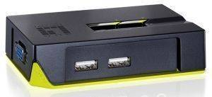 LEVEL ONE KVM-0222 2-PORT USB KVM-SWITCH