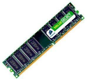 CORSAIR VS2GB1333D3 2GB DDR3 VALUE SELECT PC3-10666 (1333MHZ)