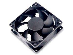 AKASA AK-5010MS 5CM BLACK FAN