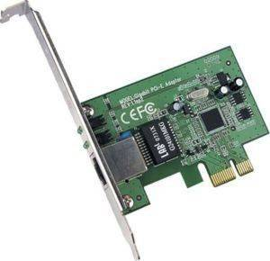 TP-LINK TG-3468 GIGABIT PCIE NETWORK ADAPTER