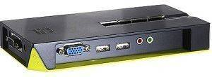 LEVEL ONE KVM-0421 4-PORT USB KVM SWITCH WITH AUDIO