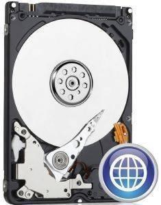 WESTERN DIGITAL 160GB WD1600BPVT SCORPIO BLUE SATA